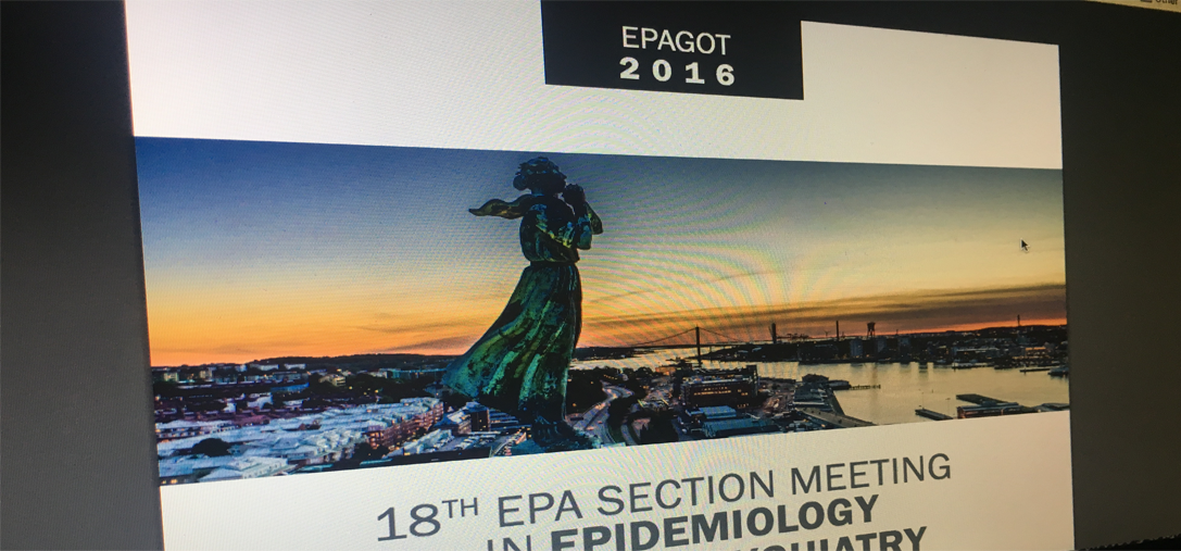 European Psychiatric Association 18th meeting in Gothenburg