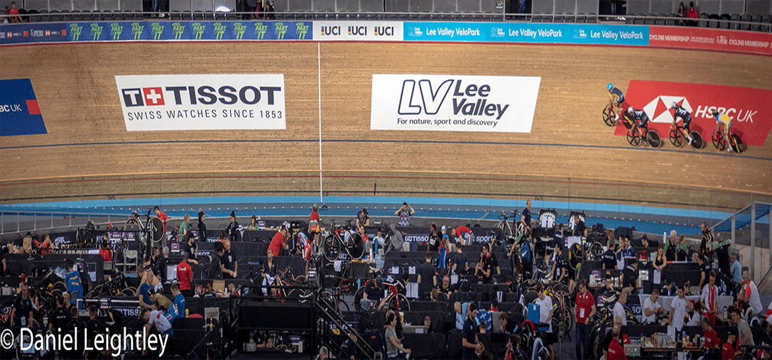 2018 TISSOT UCI Track Cycling World Cup London - Photos
